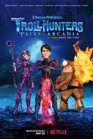 Watch Movie Trollhunters - Season 3