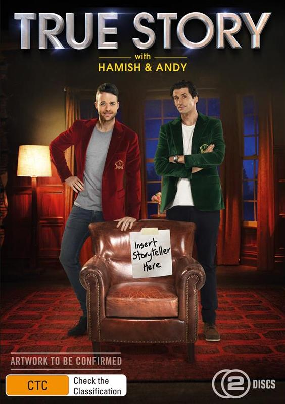 Watch Movie True Story With Hamish And Andy - Season 2