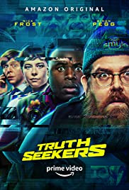 Watch Movie Truth Seekers - Season 1