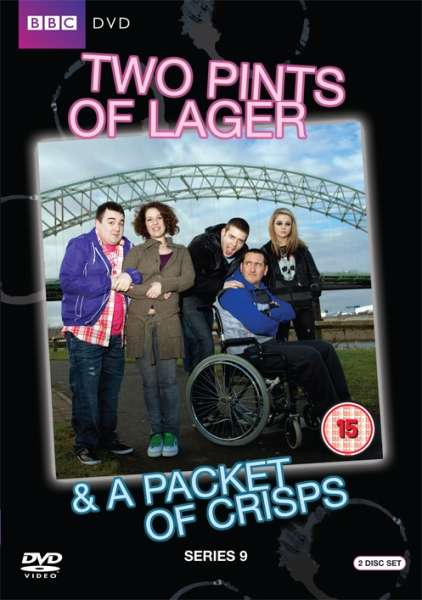 Two Pints of Lager and a Packet of Crisps - Season 3
