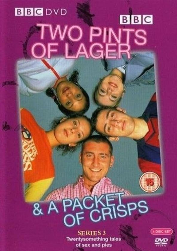 Watch Movie Two Pints of Lager and a Packet of Crisps - Season 4
