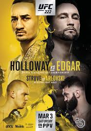 Watch Movie UFC 222