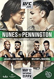 Watch Movie UFC 224