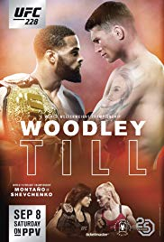 Watch Movie UFC 228: Woodley vs. Till