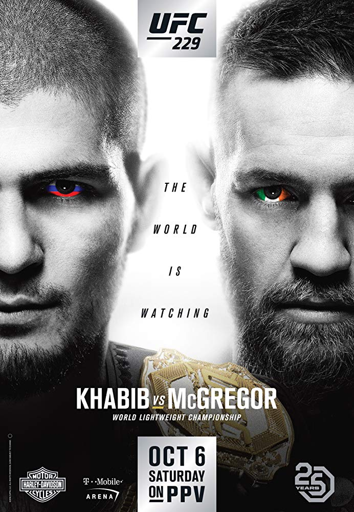 Watch Movie UFC 229: Khabib vs McGregor