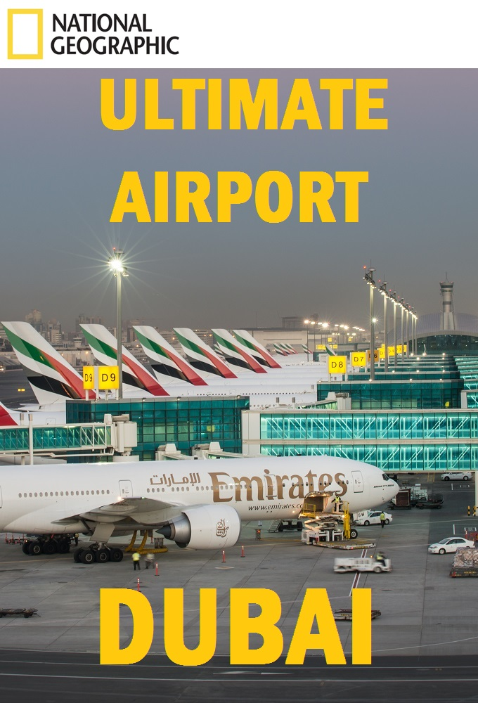 Watch Movie Ultimate Airport Dubai - Season 2