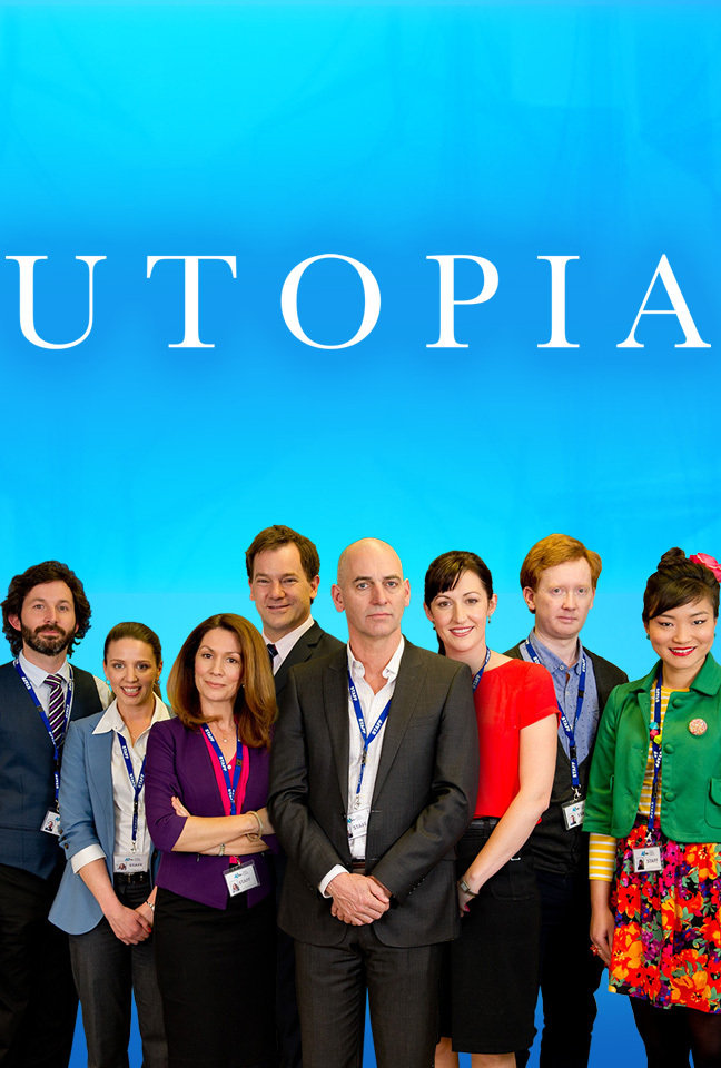 Watch Movie Utopia - Season 4