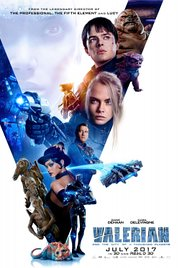 Watch Movie Valerian and the City of a Thousand Planets