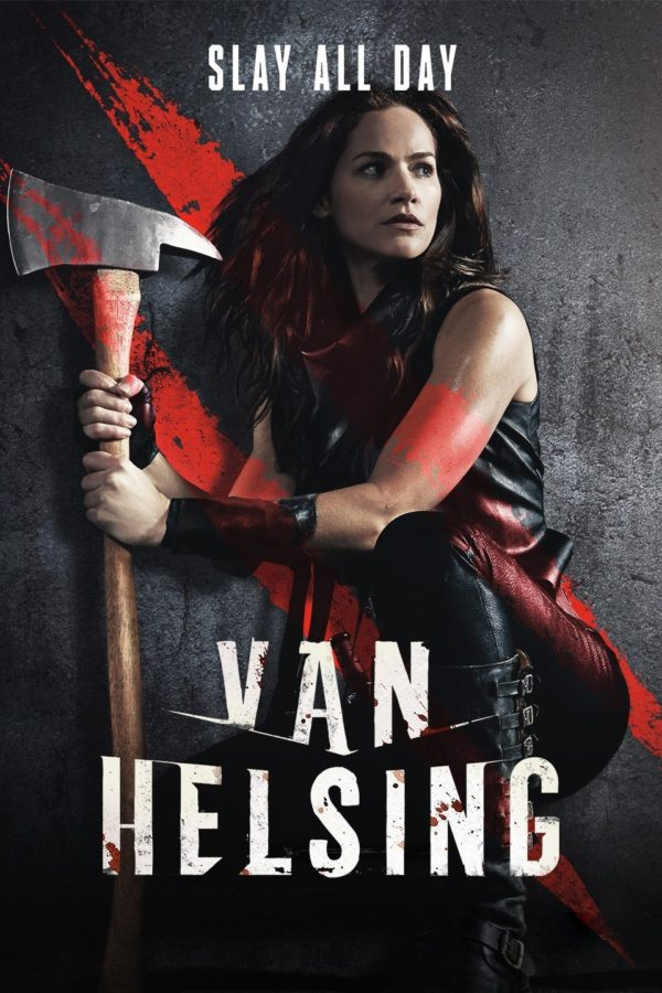 Watch Movie Van Helsing - Season 3