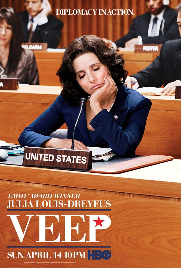 Watch Movie Veep - Season 2