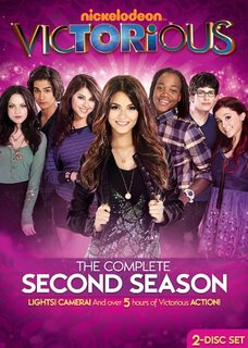 Watch Movie Victorious - Season 2