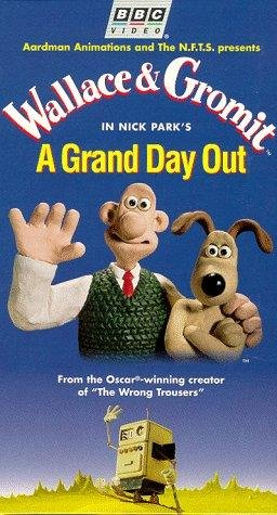 Watch Movie Wallace and Gromit: A Grand Day Out