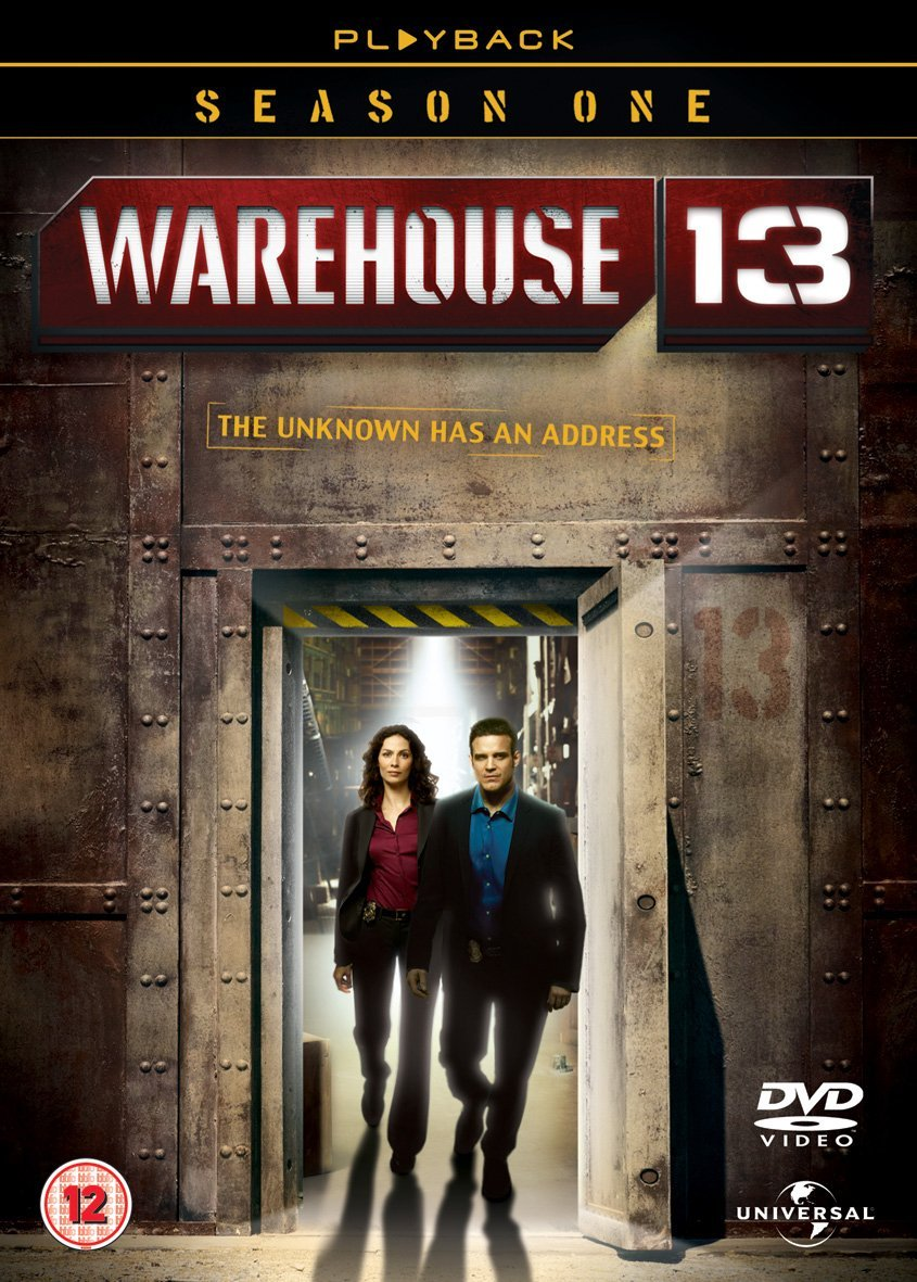 Watch Movie Warehouse 13 - Season 1
