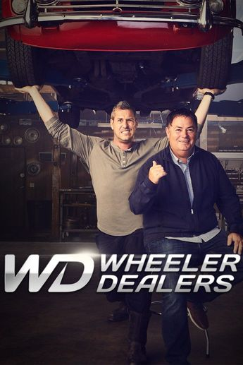 Watch Movie Wheeler Dealers - Season 16
