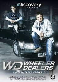 Watch Movie Wheeler Dealers - Season 4