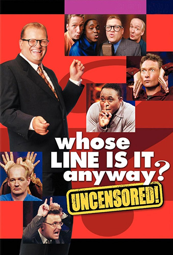 Watch Movie Whose Line Is It Anyway? - Season 4
