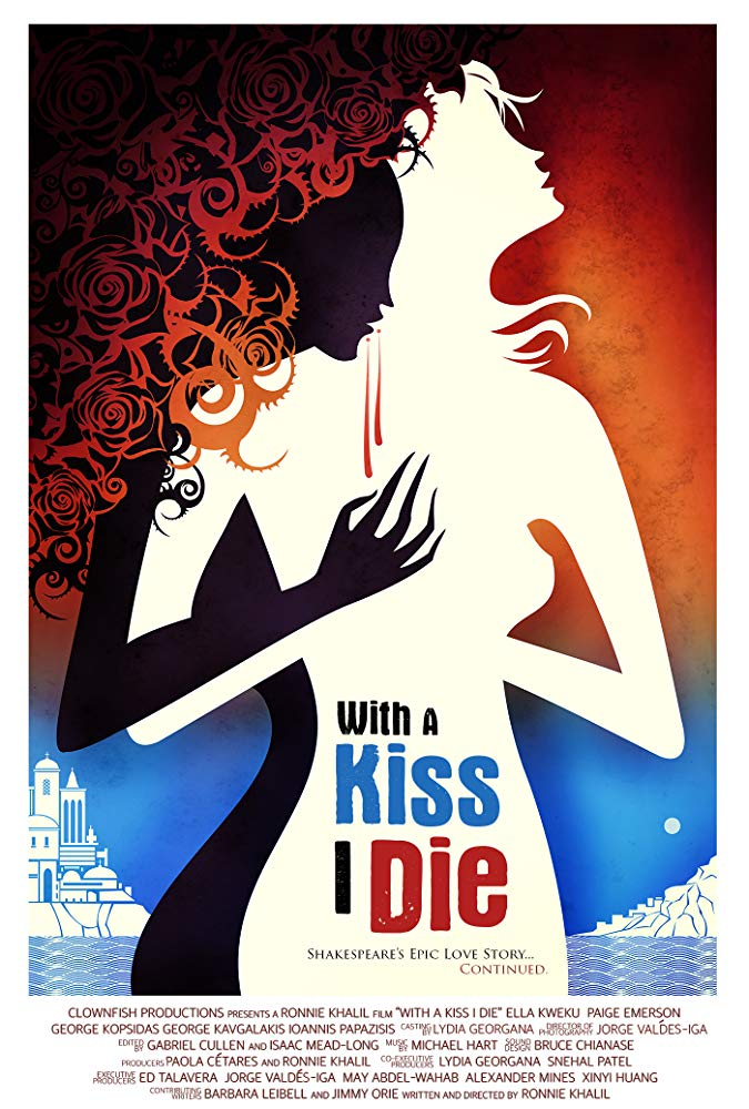 Watch Movie With a Kiss I Die