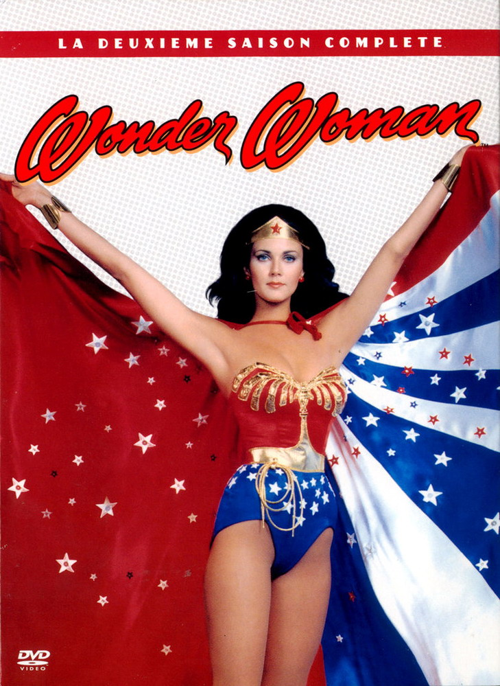Watch Movie Wonder Woman - Season 2