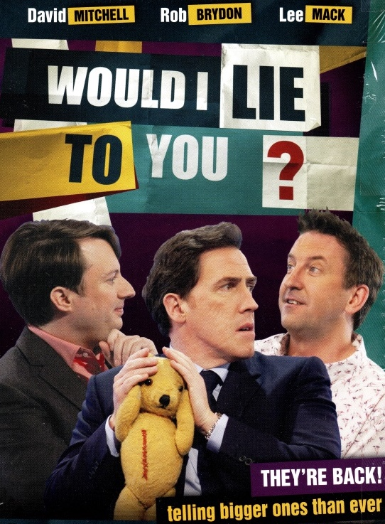 Watch Movie Would I Lie To You? - Season 9