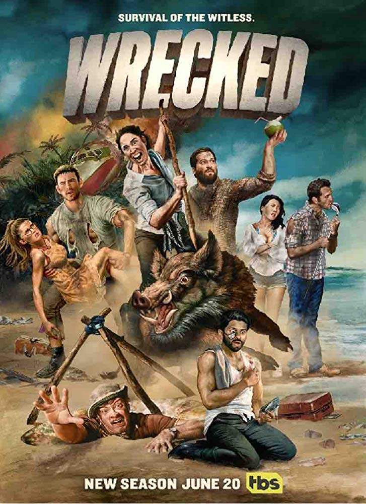 Watch Movie Wrecked - Season 3