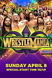 Watch Movie WWE WrestleMania 34