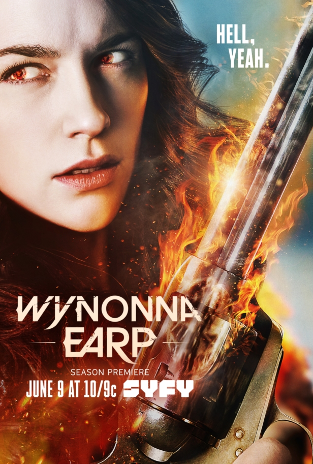 Watch Movie Wynonna Earp - Season 2