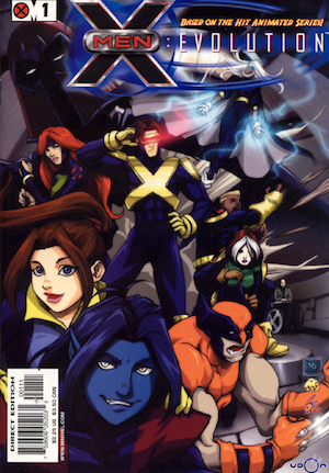 Watch Movie X-Men: Evolution - Season 1