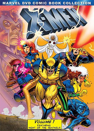 Watch Movie X-Men: The Animated Series - Season 5