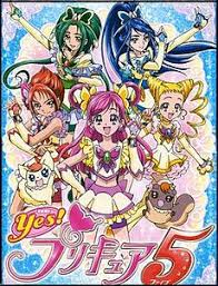 Watch Movie yes precure 5