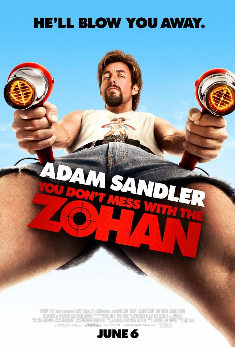 Watch Movie You Dont Mess with the Zohan