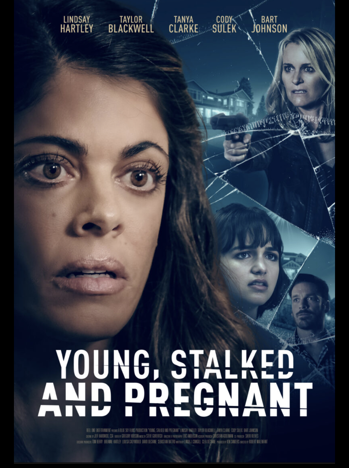 Watch Movie Young, Stalked, and Pregnant