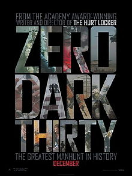 Watch Movie Zero Dark Thirty (2012)